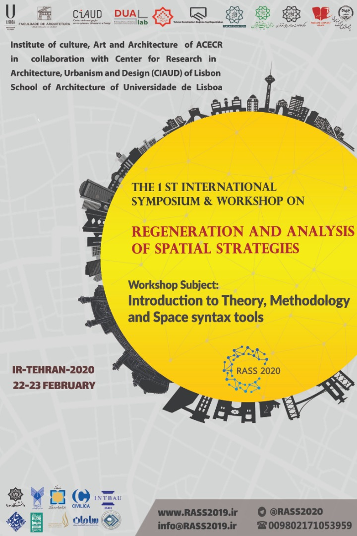 CIAUD colabora no 1st International Symposium & Workshop on Regeneration and Analysis of Spatial Strategies