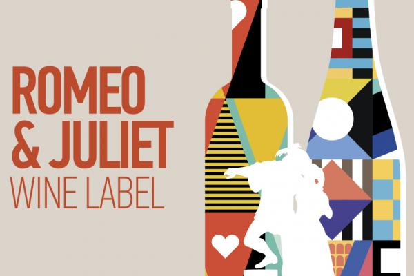 "Competitions for Designers: candidaturas abertas para ""Romeo & Juliet Wine Label"""